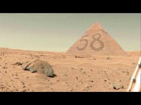 Цифры на Марсе (Жизнь на Марсе) НЛО в Тайланде, Инопланетяне в Дубае, Mass Effect / НОВОСТИ НЛО №12