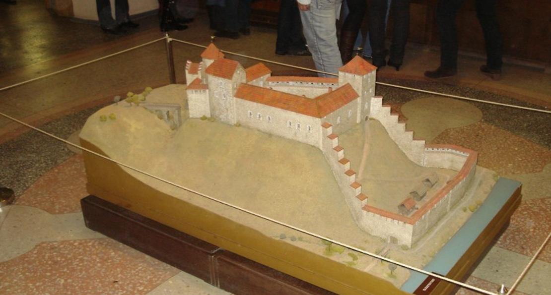 Замок в Динабурге