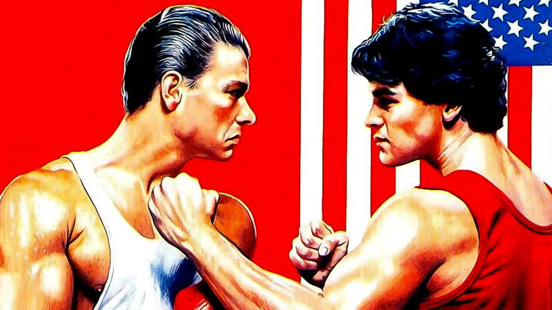 Не отступать и не сдаваться No Retreat No Surrender 1986 Фан версия 1080р Перевод Леонид Володарский VHS era vhs
