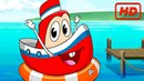 The little tiny boat | Nursery Rhyme | Clap Clap Kids |