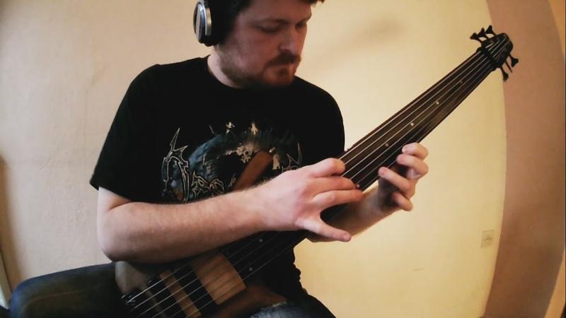 Beyond Creation - Elusive Reverence (Bass Playthrough)