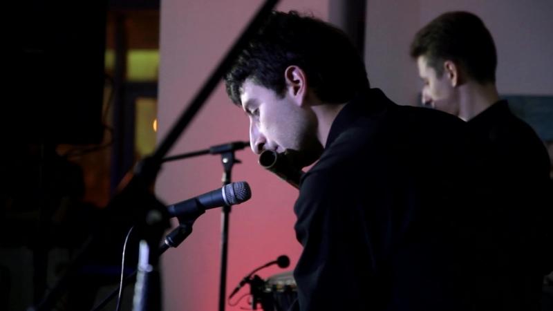 ZELANDIA - Кукулимба и Золотой песок ( Live @ Parshin Gallery)