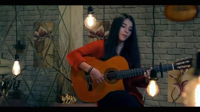 Nahidə Babaşlı - Saçlarını taramışsın (cover)