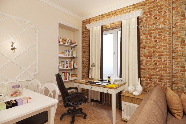 Дизайн интерьера квартиры в старом фонде… (8 фото) - картинка