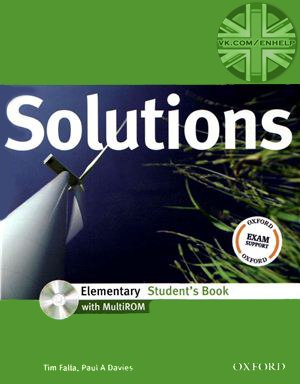 Solutions Elementary Student s Book 2nd pdf ebook audio cd download