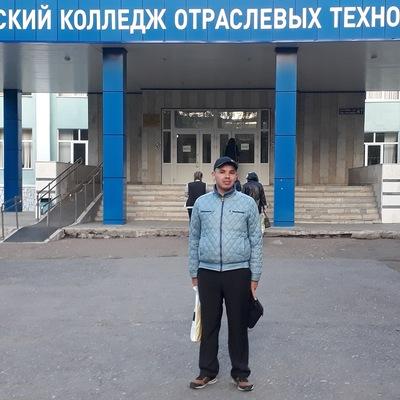Ильгиз Крымгужин