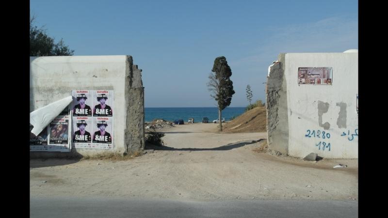 Тунис - прилет и первая прогулка