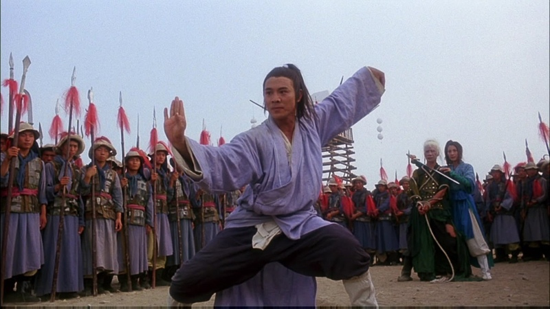 Best Fight Scenes: Tai Chi