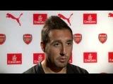 Cazorla: Arteta was born to be captain
