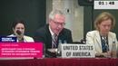 Делегации США и Канады устроили групповую травлю России на заседании ОБСЕ