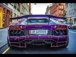 Top 5 Tuned Supercars in London