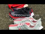 Nike Pegasus 35 Turbo Nike Vaporfly Elite Nike Vaporfly 4 Compression Comparison Video