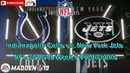 Indianapolis Colts vs New York Jets NFL 2018 19 Week 6 Predictions Madden NFL 19