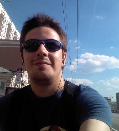 Игорь Чайкин, 12 августа 1985, Москва, id2391920