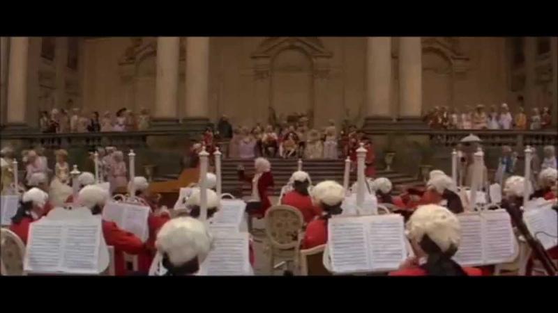 Amadeus: Concierto piano y orquesta No 22 en Mi bemol mayor K 482, 3º mov Allegro