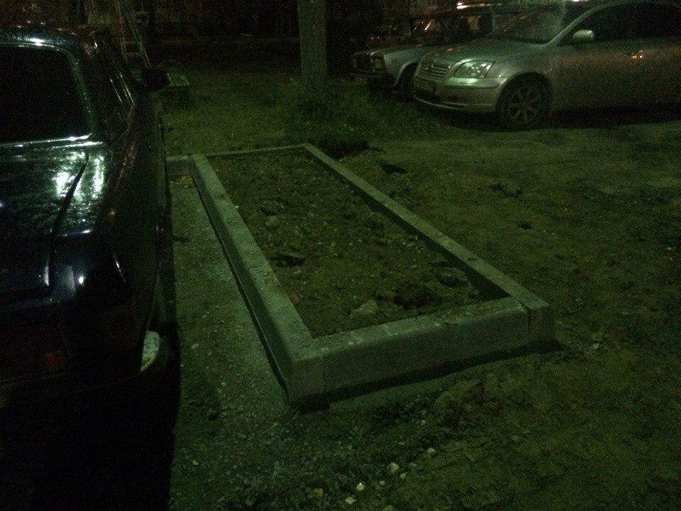То ли ремонт во дворе, то ли похороны всякого ремонта в России