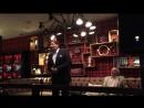 Народный артист России Дмитрий Назаров читает стихотворение Саши Черного «Мой роман»