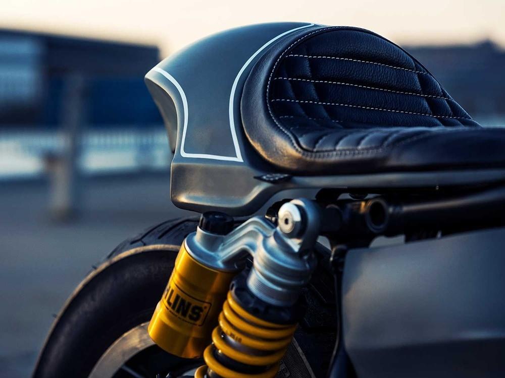 Keino Cycles: кастом Harley-Davidson Shovelhead