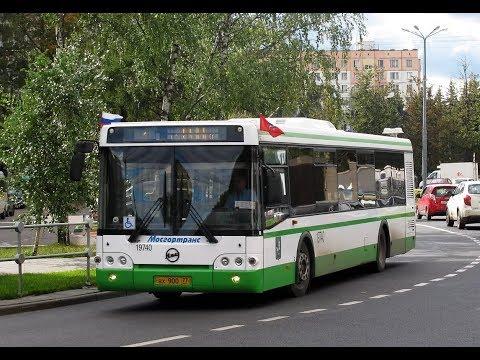Автобус 120. Озёрная улица - 32-33 квартал Юго-Запада.
