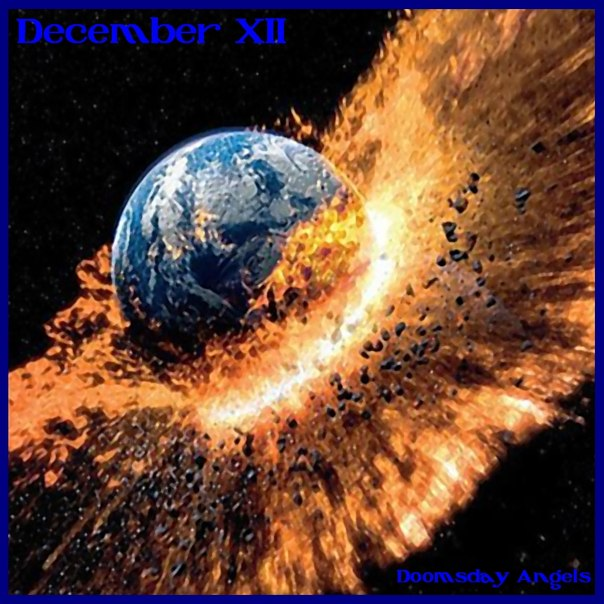 DECEMBER XII - Doomsday Angels (HOLY DRAGONS Cover)