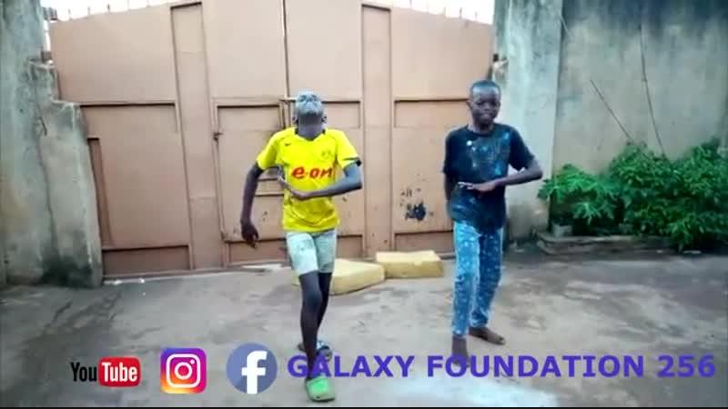 By Galaxy African dance