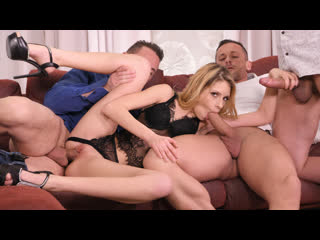[ddfnetwork] rebecca volpetti must-see double penetration orgy newporn2019