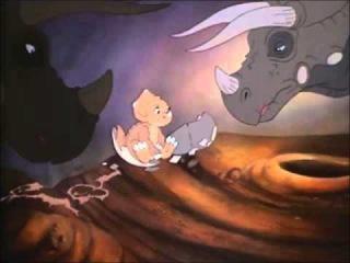 In einem Land vor unserer Zeit - Die Geburt von Littlefoot und seinen Freunden
