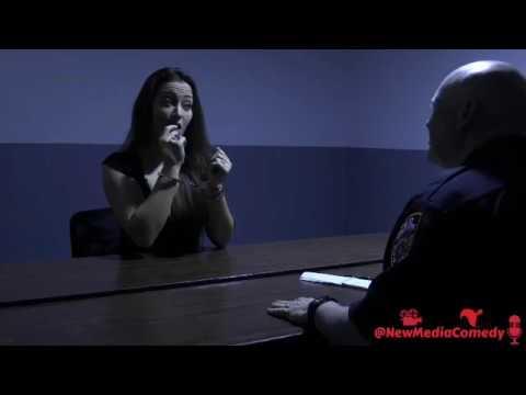 Dani Daniels Handcuffed Officer Bob