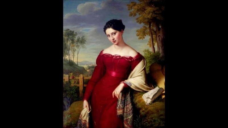 Женские образы в работах Жозефа Дезире
