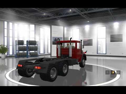 [ETS2]Euro Truck Simulator 2 Magirus Deutz