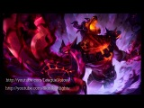 Infernal Nasus Voice - English - League of Legends
