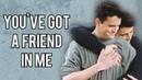 Chandler Joey || You've got a friend in me ♥