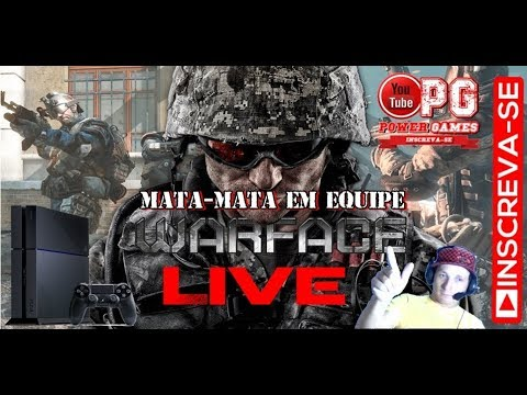 WAFACE -PS4- (MATA-MATA EM EQUIPE)