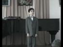 Никонов Ярмаш, 6 лет. Косолапый мишка