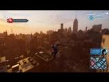 Marvel Spider-man - геймплейное видео с E3 2018