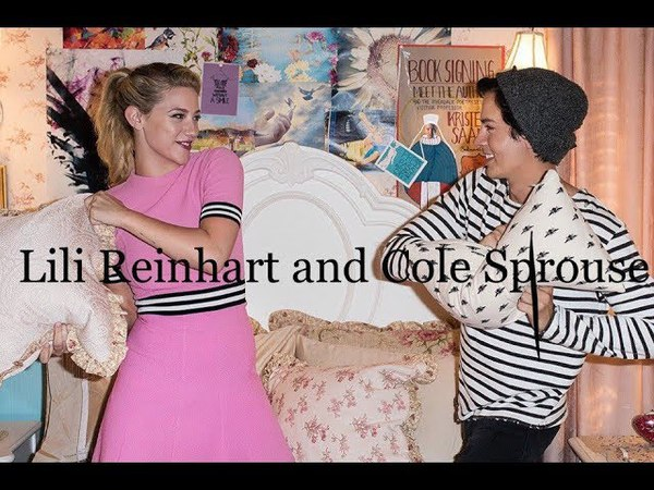 Lili Reinhart and Cole Sprouse - They don't know about us