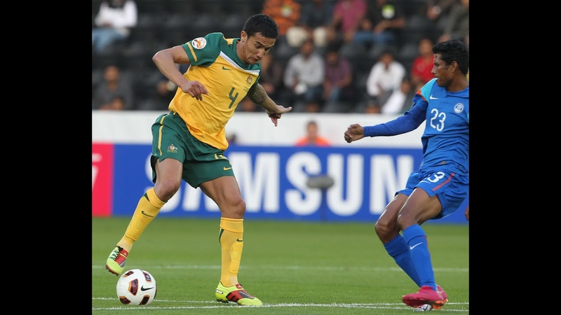 India vs Australia AFC Asian Cup 2011 (Full Match)
