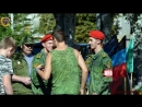 Молодая Гвардия Донбасса на турнире по стрит болу в Горловке г Горловка ДНР 11 августа 2018г