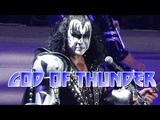 KISS - God Of Thunder - live @Ahoy Rotterdam, the Netherlands, 24 May 2017