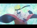 Menma Namikaze vs Naruto Uzumaki Kurama vs Black Kurama