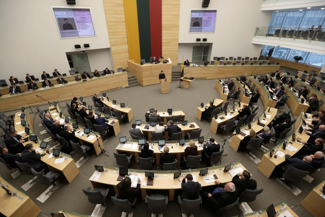 В литовском сейме возмутились российскими гречкой и пшеницей