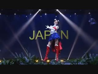 Miss universe 2018. yuumi kato
