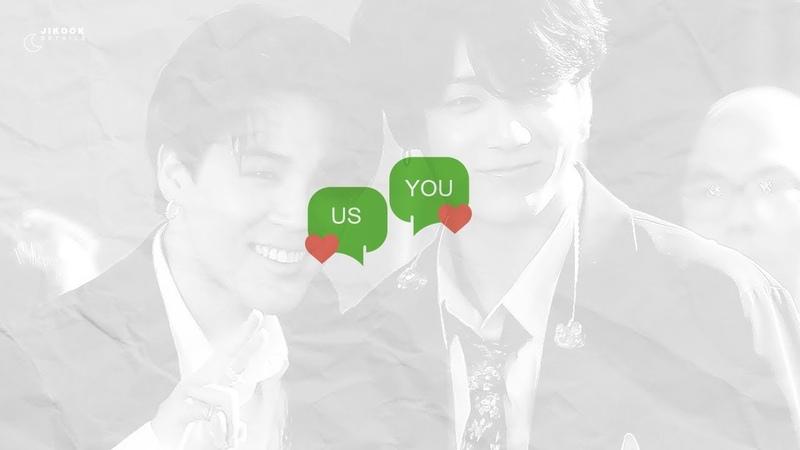 JikookKookmin • You — Us 👨❤️👨