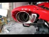 คลิปเสียง sv 400 ทำท่อออกท้าย (Exhaust pipe motorcycle)