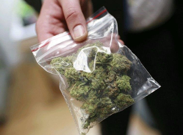 Под Таганрогом полицейские задержали мужчину с 30 граммами марихуаны