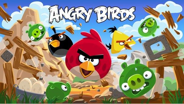 ANGRY BIRDS НАМЕРЕНЫ ОБУЧАТЬ ДЕТЕЙ ФИЗИКЕ