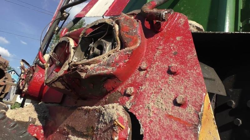 Страшное ДТП на ЖД Переезде Тепловоза с КамАЗом Среднеуральск Авария не безопасный переезд