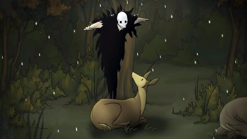 Мультфильм о том как Смерть Влюбилась в Жизнь