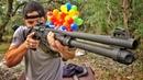 Лучшее ружье для защиты дома. Benelli M4 Разрушительное ранчо Перевод Zёбры
