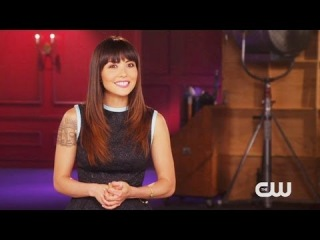 The Originals - Daniella Pineda Interview